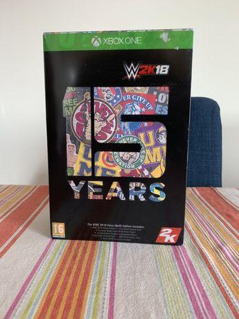W2k18 Edição Colecionador Xbox One