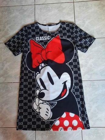Super sukieneczka wzór Gucci M/L