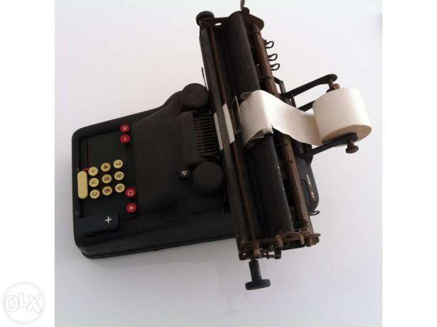 Fabulosa máquina de calcular de colecção addo-x malmo-sweden