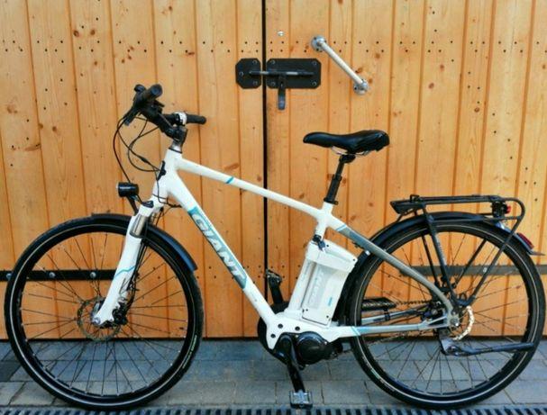 NOWA BATERIA rower elektryczny trekkingowy górski GIANT Yamaha 36V 28
