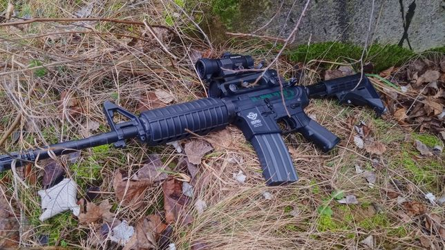 DSF Remade M4 ASG