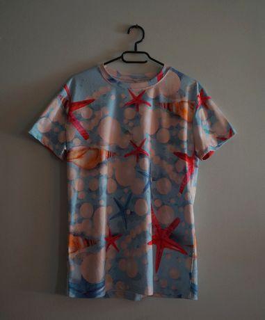 Koszulka z morskim wzorem
