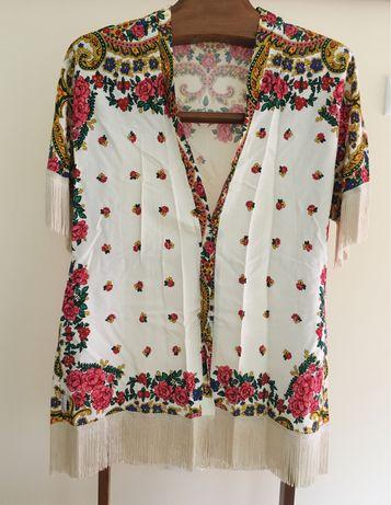Kimono com padrão NOVO