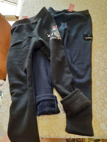 Лосіни теплі  та джинси
