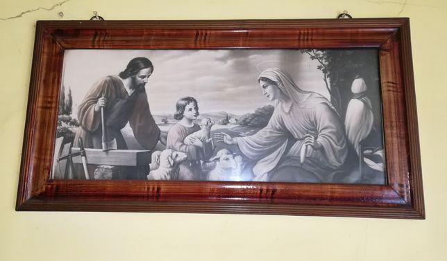 Święty obraz Święta rodzina