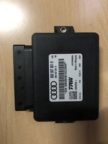 Audi a4 b8 блок ручника стояночный блок електро ручнік 8k0 907 801