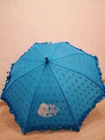 Продам зонтик детский б/у