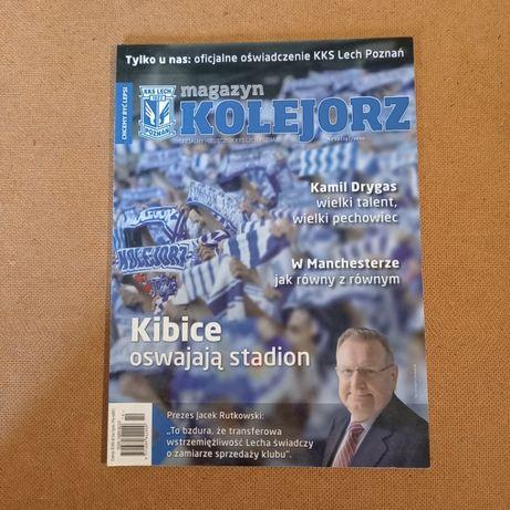 Heeeej Lech ! 2011,2012 Magazyn Kolejorz 2010