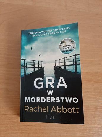 Gra w morderstwo Rachel Abbott