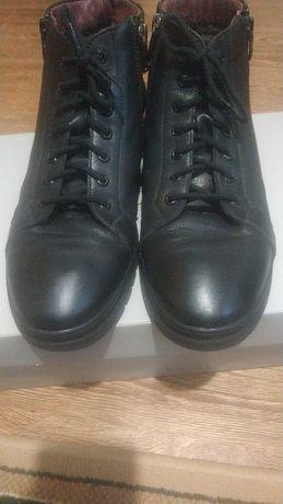 Зимние ботинки. Чоловіче зимове взуття. Зимові ботінки