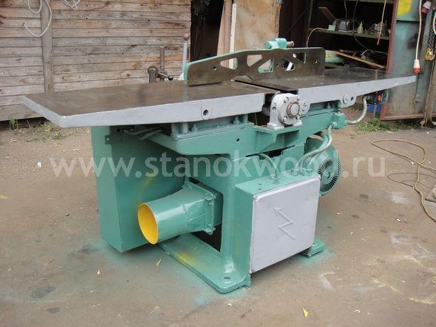 Комбинированный деревообрабатывающий станок «КДС-4»