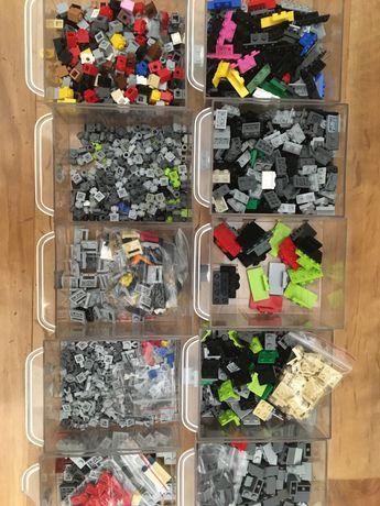 Lego klocki płytki śliskie brick mix kg