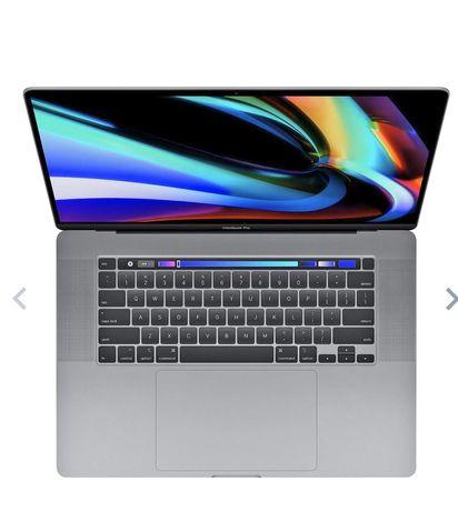 "Ноутбук Apple MacBook Pro 16"" Space Gray 2019 (MVVK2)"