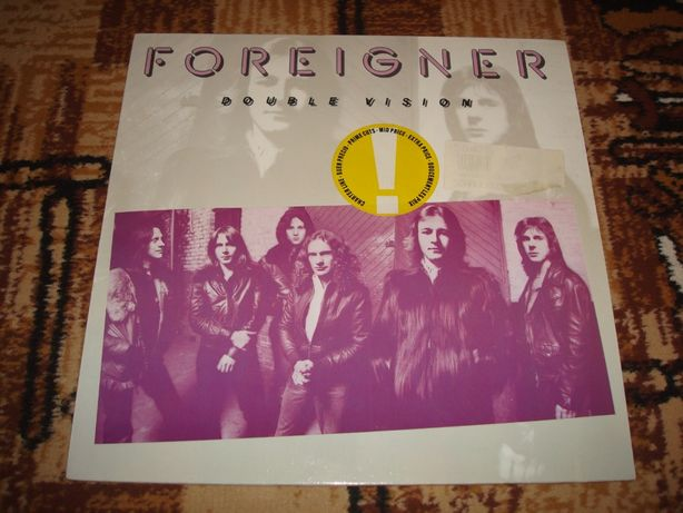 Płyty winylowe Foreigner -Double Vision