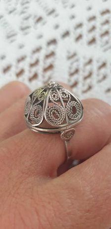 Imago artis kopułka stare srebro