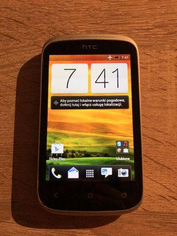 HTC Desire C + zewnetrzne obiektywy gratis