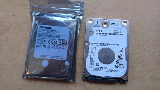 Жесткий диск Sata 2.5 Toshiba 500gb.Лучшая цена!