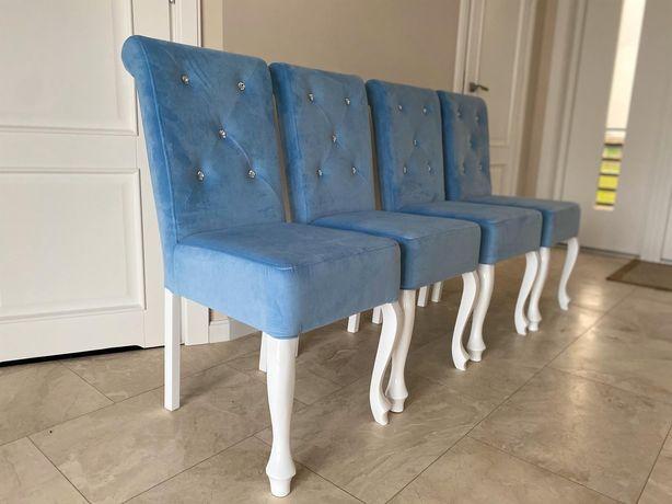 Krzesła chesterfild