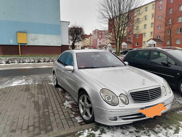 Mercedes 211 2,2cdi