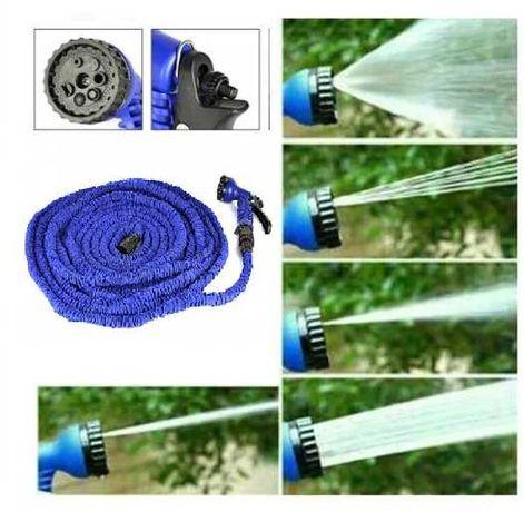Садовый шланг X-hose с распылителем Шланг для полива садовий шланг