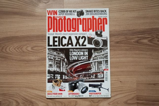 AMATEUR PHOTOGRAPHER - July 2012 (lipiec 2012)