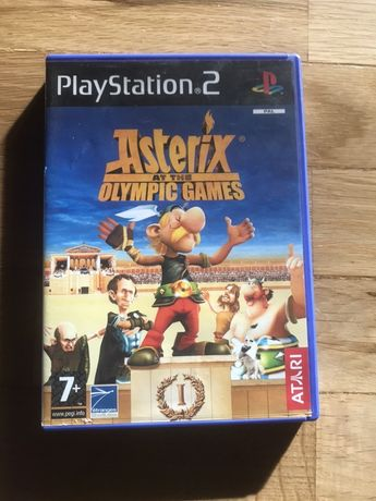 Jogo Asterix Olympic Games Playstation 2