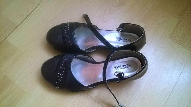 Buty eleganckie dla dziewczynki rozm. 33 (wkładka 21 cm)