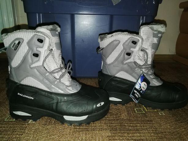 Salomon Toundra buty trekkingowe z USA 42 nowe