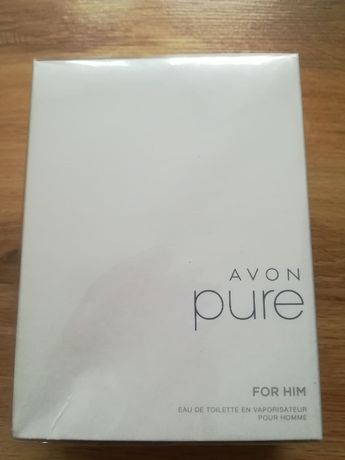PERFUM męski Pure avon 75ml