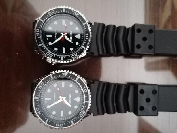 Relógios - Movimento rotativo