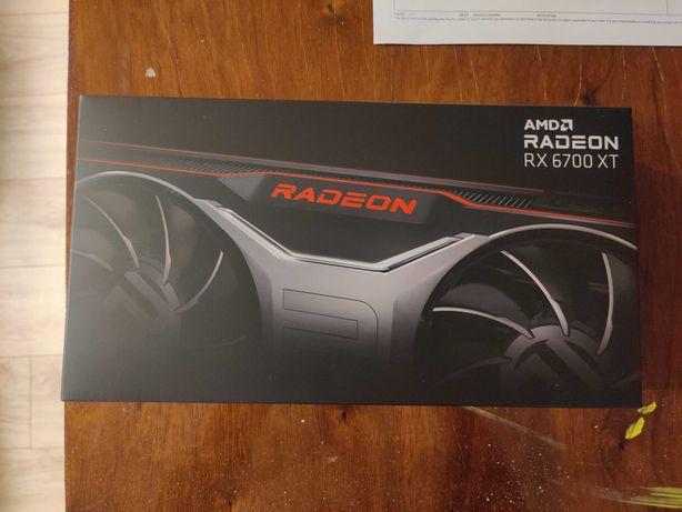 AMD 6700 XT 12GB