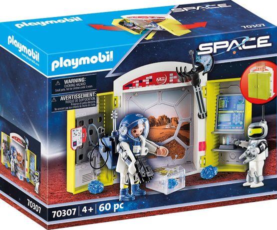 Playmobil 70307 Портативный набор Космическая станция Космос