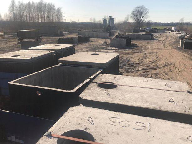 GÓRA KALWARIA Szamba betonowe do 12m³ SZAMBO na ścieki