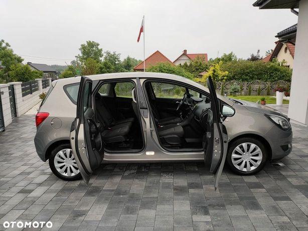 Opel Meriva B * 2 kluczyki * książka serwisowa * przebieg 44 tys. km * 1.4 benzyna