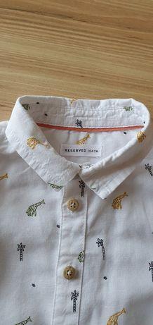 Koszula Reserved chłopięca 104cm