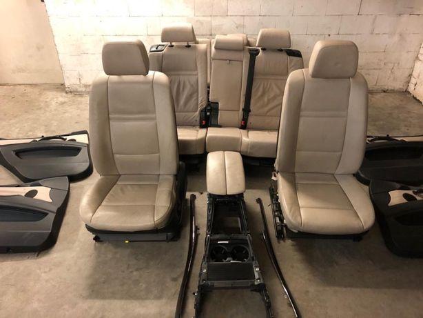 BMW E70 fotele 7 os -po lift