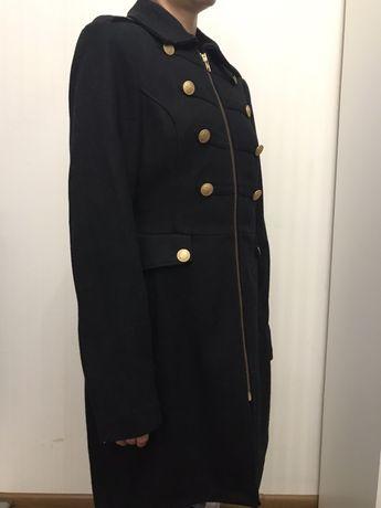 Пальто тренч новое женское шерсть Bon a parte размер М