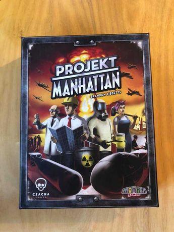 Projekt Manhattan Gra Planszowa