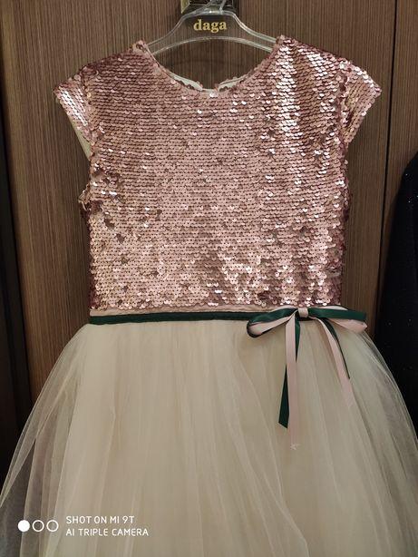 Нарядное выпускное платье святкове плаття Польша