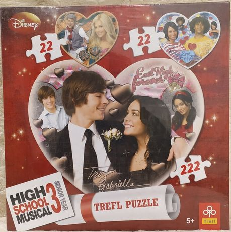 Trefl Пазл High school musical 3