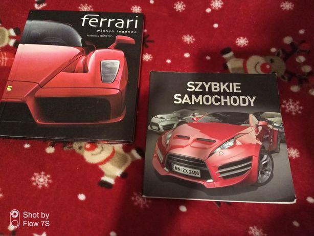 Książki o samochodach