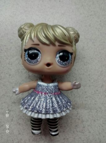Кукла LOL оригинал блестящая