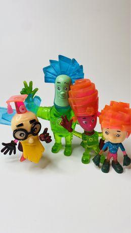 Игрушки фиксики