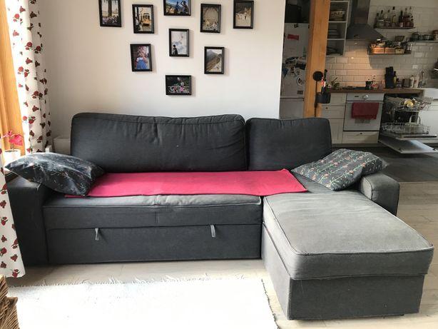 Naroznik Ikea z szezlongiem