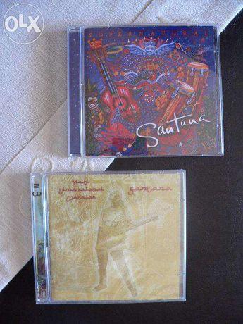 CD´s originais Santana NOVOS
