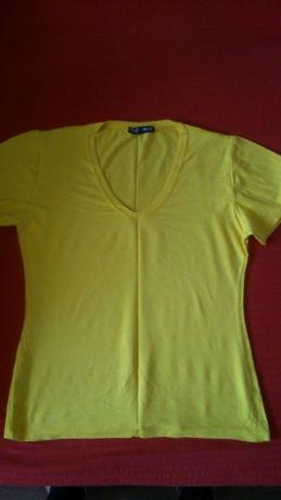 Żółty, energetyczny TOP!