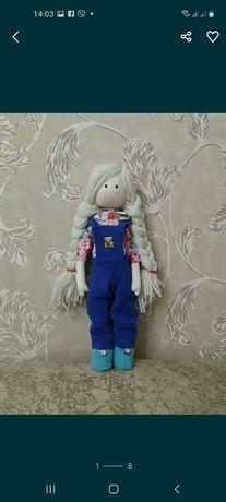 Кукла текстильная + комплект одежды