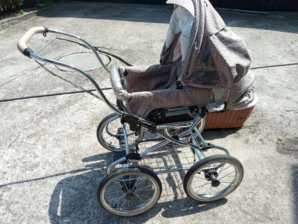 Wózek spacerowy gondola nosidełko