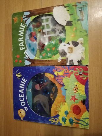 Książeczki dla dzieci - cena za całość