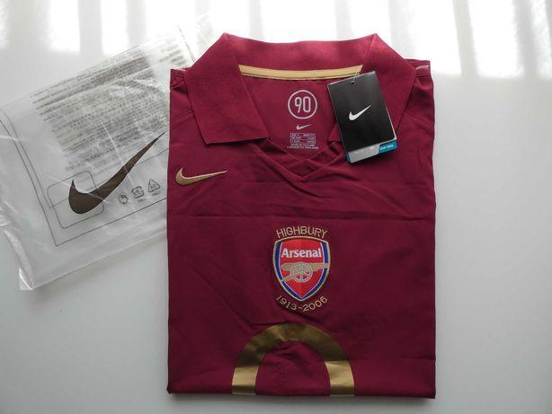 Camisola Arsenal 2005/06